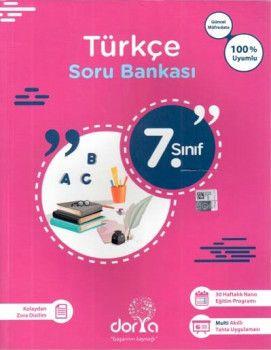 Dorya Yayınları 7. Sınıf Türkçe Soru Bankası