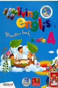 Dosya Yayınları 4. Sınıf Living English Grade 4 Practice Book