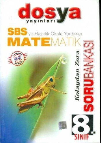 Dosya Yayınları 8. Sınıf Matematik Soru Bankası