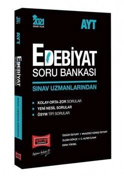 Yargı Yayınları 2021 AYT Sınav Uzmanlarından Edebiyat Soru Bankası