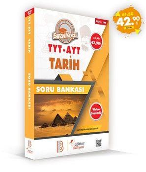 Eğitim Dünyası Yayınları TYT AYT Tarih Sınav Koçu Soru Bankası