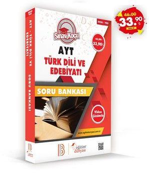 Eğitim Dünyası AYT Türk Dili ve Edebiyatı Sınav Koçu Soru Bankası