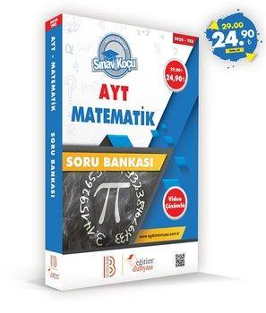 Eğitim Dünyası AYT Matematik Sınav Koçu Soru Bankası