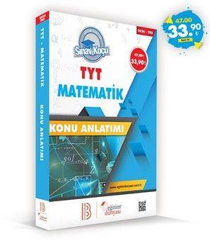 Eğitim Dünyası Yayınları TYT Matematik Sınav Koçu Konu Anlatımı
