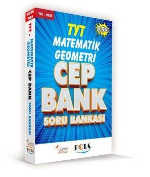 Eğitim Dünyası TYT Matematik Geometri Cep Bank Soru Bankası