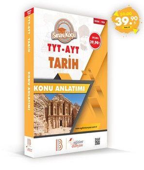 Eğitim Dünyası Yayınları TYT AYT Tarih Sınav Koçu Konu Anlatımı