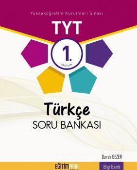 Eğitim Park Yayınları YKS 1. Oturum TYT Türkçe Soru Bankası