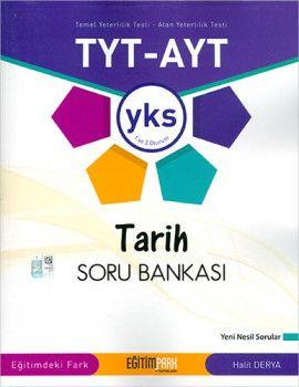 Eğitim Park Yayınları TYT AYT Tarih Soru Bankası