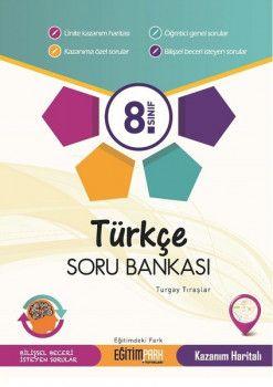 Eğitim Park Yayınları 8. Sınıf Türkçe Soru Bankası