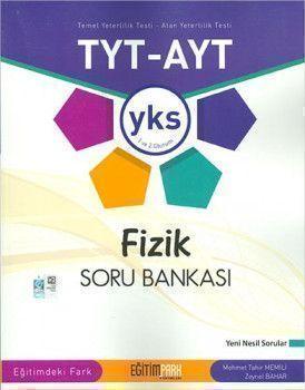 Eğitim Park Yayınları TYT AYT Fizik Soru Bankası