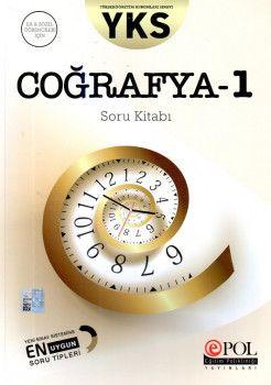 Eğitim Polikliniği Yayınları YKS 2. Oturum Coğrafya 1 Eşit Ağırlık Sözel Adaylar İçin Soru Kitabı