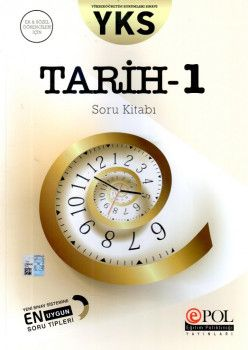 Eğitim Polikliniği Yayınları YKS 2. Oturum Tarih 1 Eşit Ağırlık Sözel Adaylar için Soru Kitabı