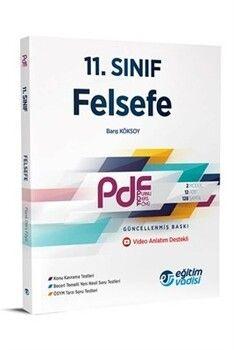 Eğitim Vadisi 11. Sınıf Felsefe PDF Planlı Ders Föyü