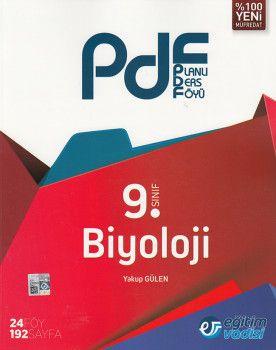 Eğitim Vadisi 9. Sınıf Biyoloji PDF Planlı Ders Föyü