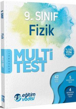 Eğitim Vadisi 9. Sınıf Fizik Multi Test