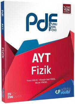 Eğitim Vadisi AYT Fizik PDF Planlı Ders Föyü