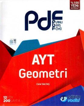 Eğitim Vadisi AYT Geometri Planlı Ders Föyü