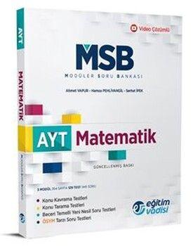 Eğitim Vadisi AYT Matematik Güncel MSB Modüler Soru Bankası