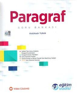 Eğitim Vadisi Paragraf Soru Bankası