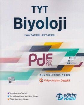 Eğitim Vadisi TYT Biyoloji Güncel PDF Planlı Ders Föyü