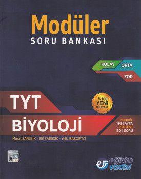 Eğitim Vadisi TYT Biyoloji Modüler Soru Bankası