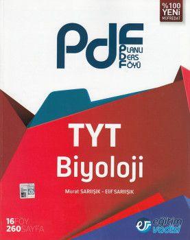 Eğitim Vadisi TYT Biyoloji PDF Planlı Ders Föyü