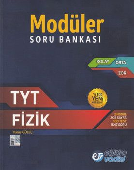Eğitim Vadisi TYT Fizik Modüler Soru Bankası
