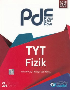 Eğitim Vadisi TYT Fizik PDF Planlı Ders Föyü