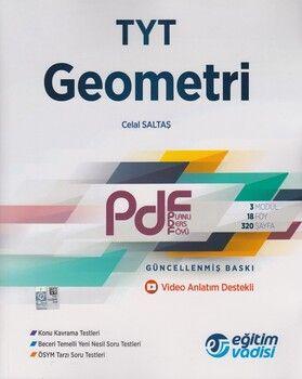 Eğitim Vadisi TYT Geometri Güncel PDF Planlı Ders Föyü