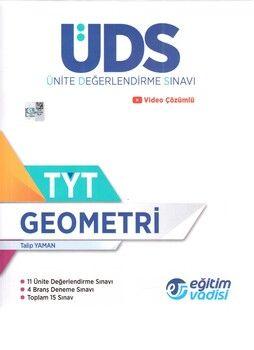 Eğitim Vadisi TYT Geometri Ünite Değerlendirme Sınavı