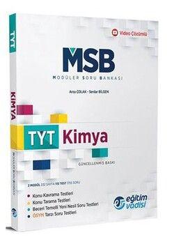 Eğitim Vadisi TYT Kimya Güncel MSB Modüler Soru Bankası