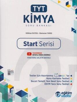 Eğitim Vadisi TYT Kimya Start Serisi Soru Bankası