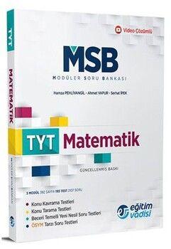 Eğitim Vadisi TYT Matematik Güncel MSB Modüler Soru Bankası