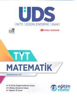 Eğitim Vadisi TYT Matematik Ünite Değerlendirme Sınavı