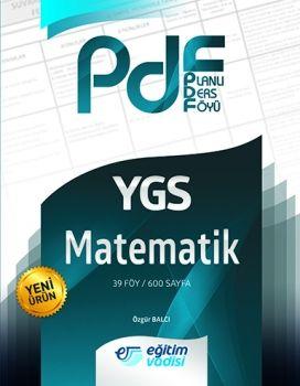 Eğitim Vadisi Yayınları YGS Matematik Planlı Ders Föyü PDF