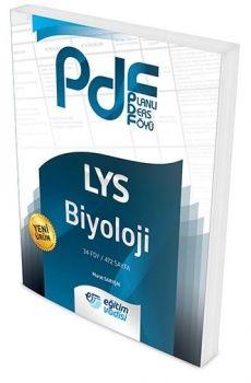 Eğitim Vadisi Yayınları LYS Biyoloji Planlı Ders Föyü PDF