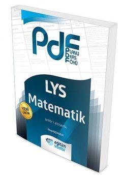 Eğitim Vadisi Yayınları LYS Matematik Planlı Ders Föyü PDF