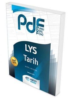 Eğitim Vadisi Yayınları LYS Tarih Planlı Ders Föyü PDF