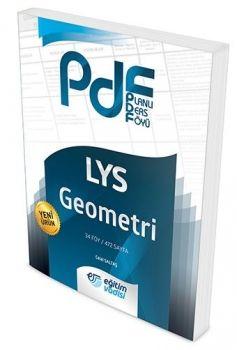 Eğitim Vadisi Yayınları LYS Geometri Planlı Ders Föyü PDF