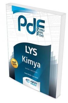 Eğitim Vadisi Yayınları LYS Kimya Planlı Ders Föyü PDF