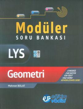 Eğitim Vadisi Yayınları LYS Geometri Modüler Soru Bankası
