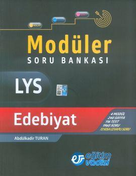 Eğitim Vadisi Yayınları LYS Edebiyat Modüler Soru Bankası