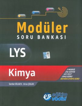Eğitim Vadisi Yayınları LYS Kimya Modüler Soru Bankası