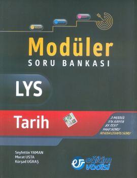 Eğitim Vadisi Yayınları LYS Tarih Modüler Soru Bankası