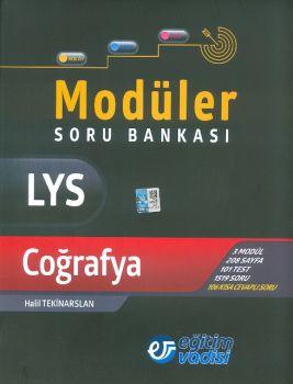 Eğitim Vadisi Yayınları LYS Coğrafya Modüler Soru Bankası