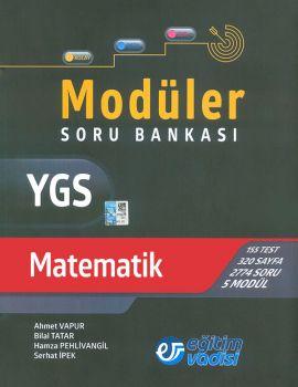 Eğitim Vadisi Yayınları YGS Matematik Modüler Soru Bankası