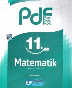 Eğitim Vadisi Yayınları 11. Sınıf Matematik Planlı Ders Föyü PDF