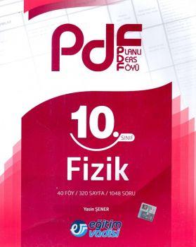 Eğitim Vadisi Yayınları 10. Sınıf Fizik Planlı Ders Föyü PDF