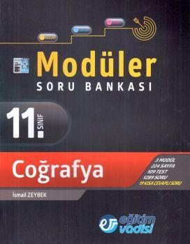 Eğitim Vadisi Yayınları 11. Sınıf Coğrafya Modüler Soru Bankası