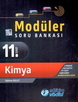 Eğitim Vadisi Yayınları 11. Sınıf Kimya Modüler Soru Bankası